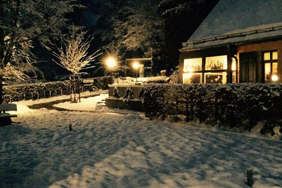 Öffnungszeiten in der Winterzeit